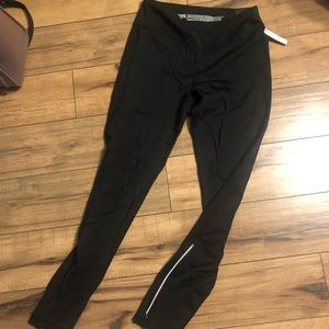 Black size M Victoria sport workout leggings NWT